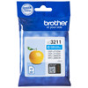 Brother LC-3211 Patrone Cyan