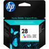HP 28 Patronenfarbe
