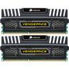 Corsair Vengeance 8GB DDR3 DIMM 1600 MHz CL9 Schwarz (2x4GB)