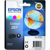 Epson 267 Patronenfarbe