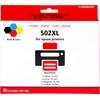 Pixeljet 502XL Cartridges Combo Pack
