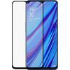 Azuri Rinox Oppo A9 (2020) Displayschutzfolie Gehärtetes Glas Schwarz