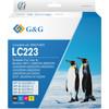 G & G LC-223 Patronen Kombipack