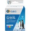 G & G CL-541XL Patronenfarbe