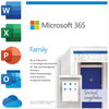 Microsoft Office 365 Family Mac/Win 6 Nutzer 1 Year Projekt Retail (P)