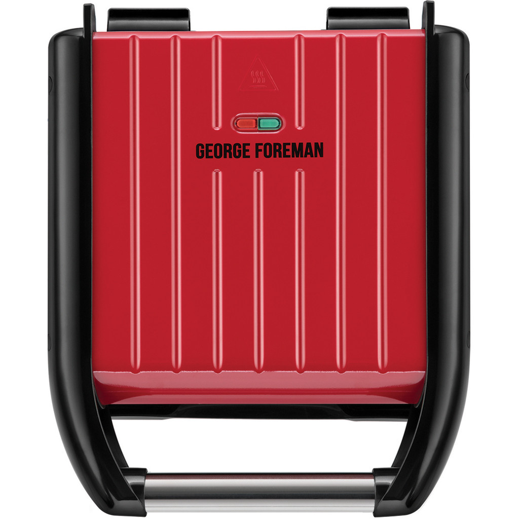 George Foreman Steel Grill Compact 25030-56