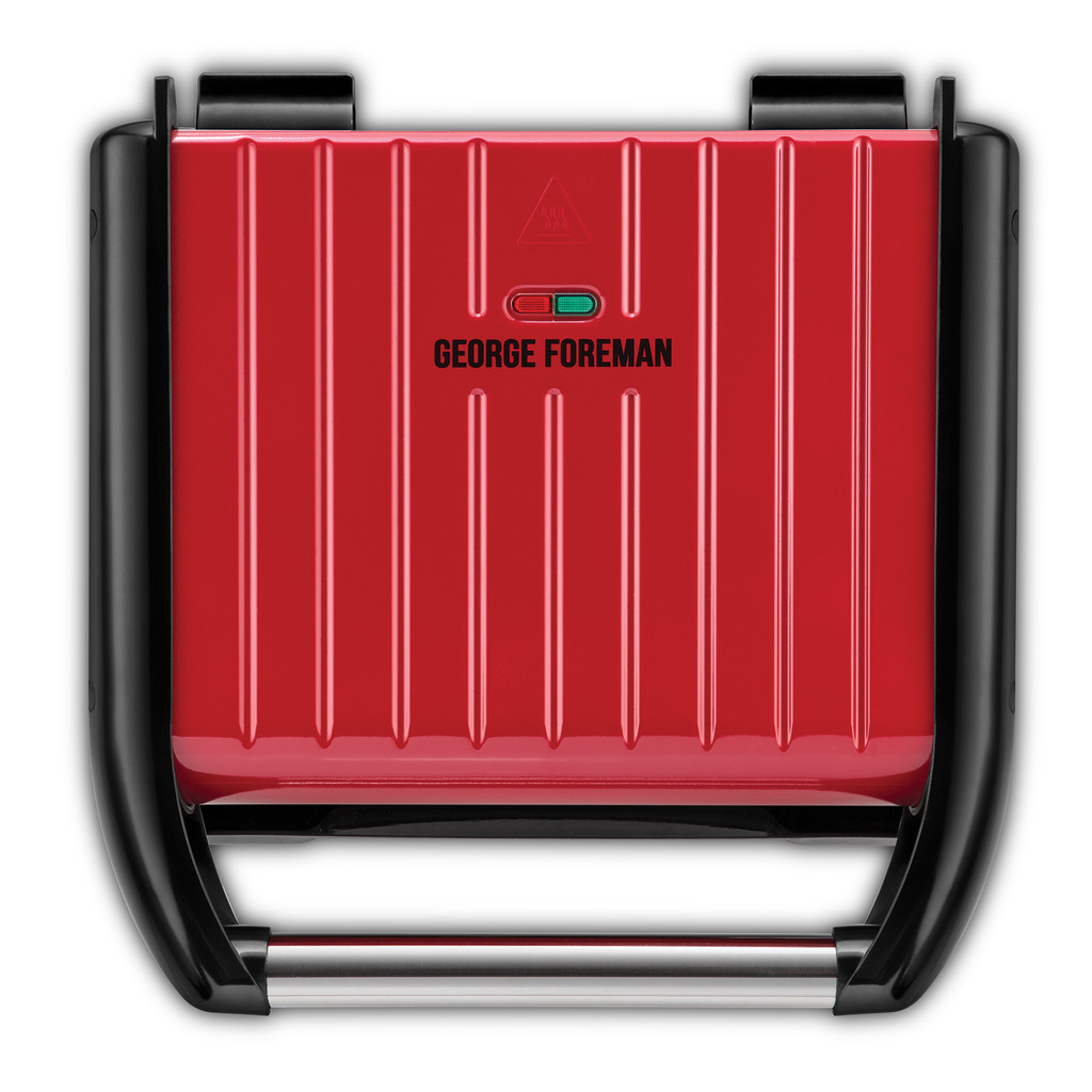 George Foreman Steel Grill Family Rot 25040-56