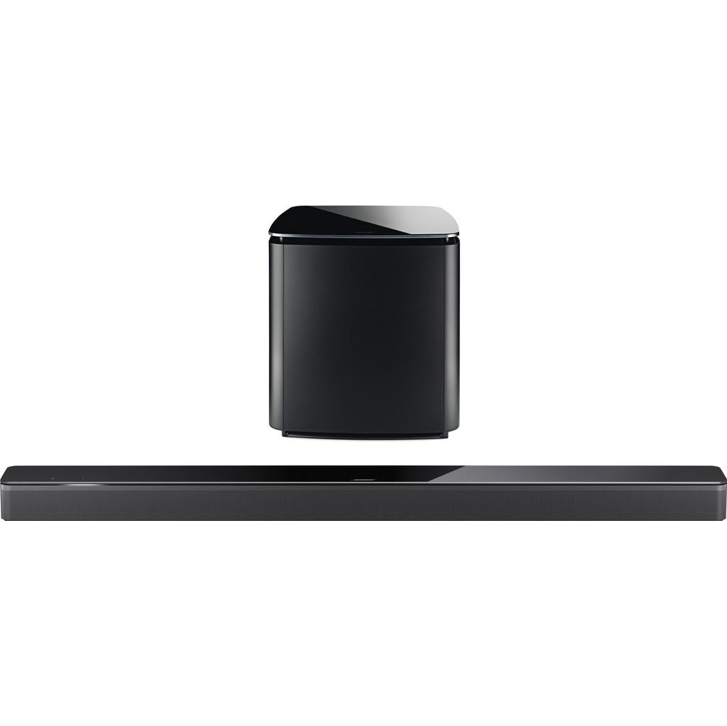 Bose Soundbar 700 + Bose Bass Module 700 schwarz