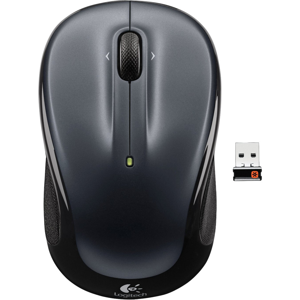 Logitech Wireless Mouse M325 (Grau) 910-002142