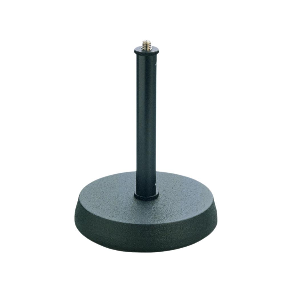 K&M 232 Tisch-Mikrofonstativ TKM 232