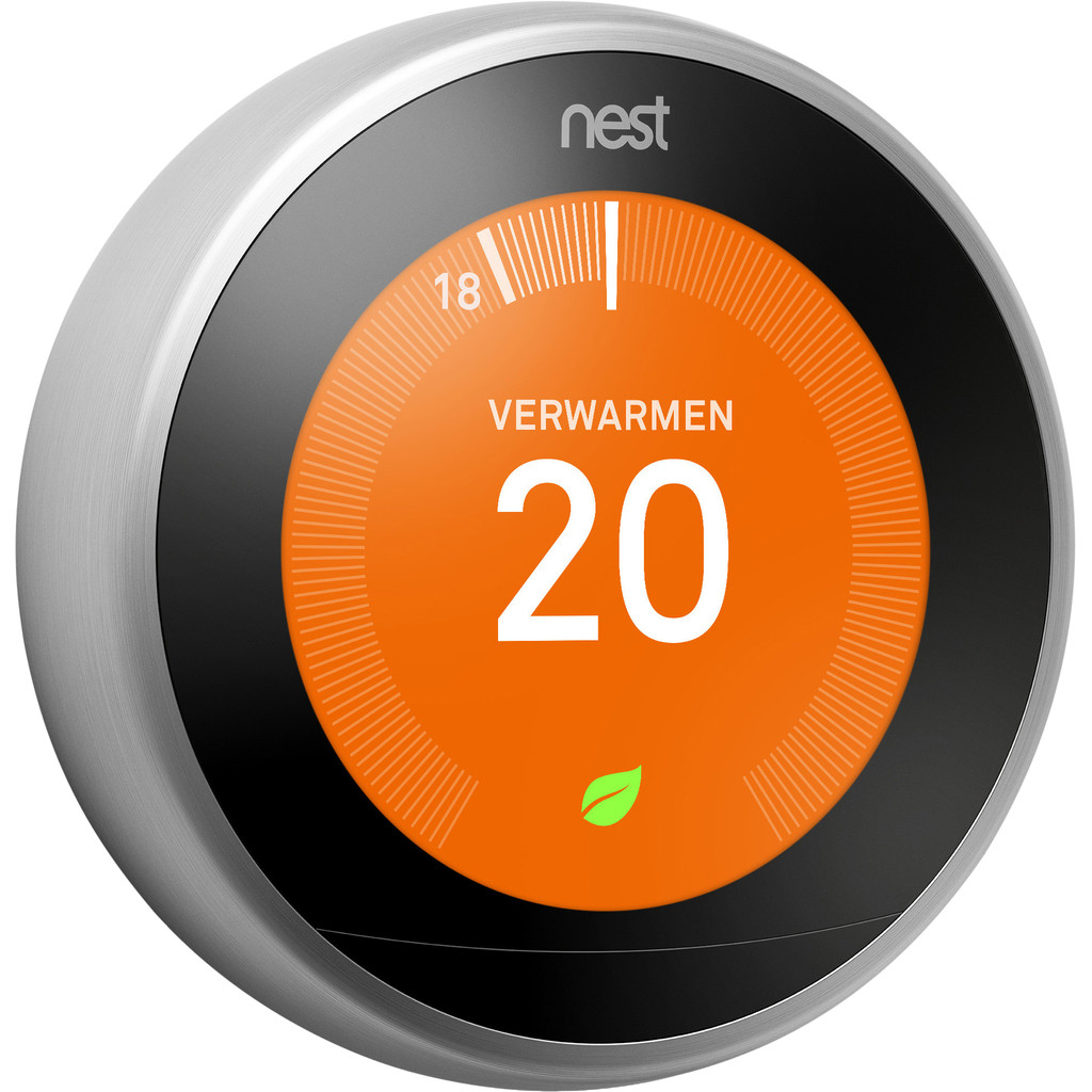 Google Nest Learning Thermostat (3. Generation) T3028FD