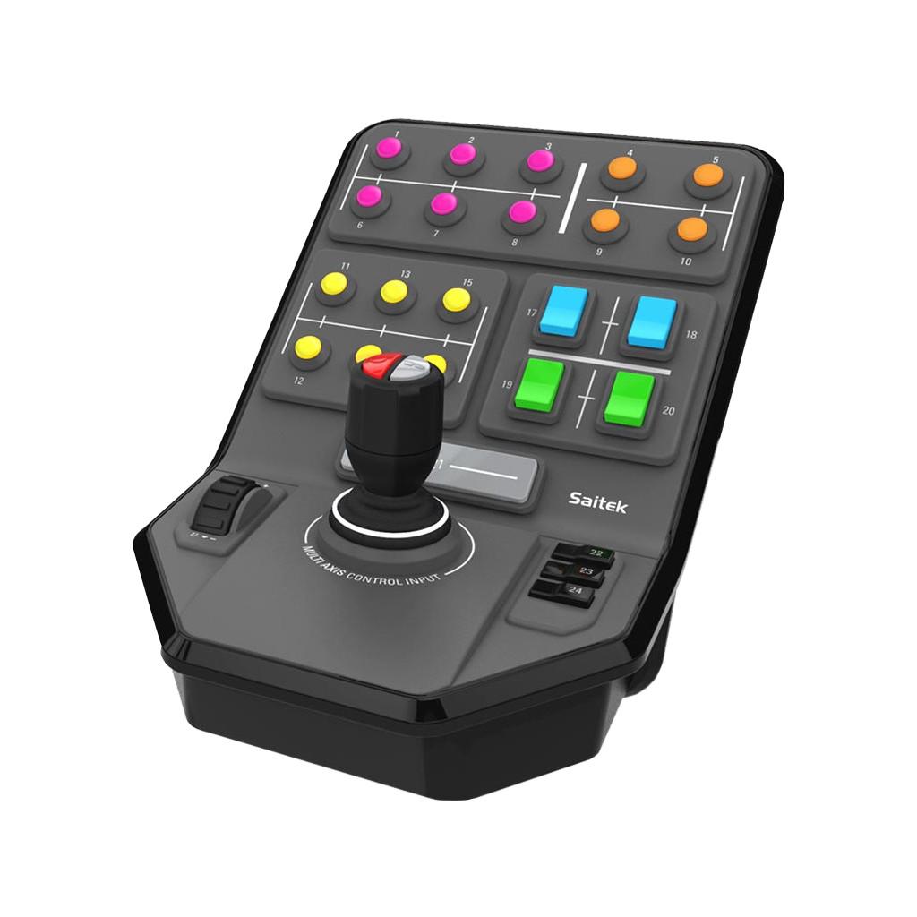 Logitech G Saitek Farm Sim Control Panel 945-000014