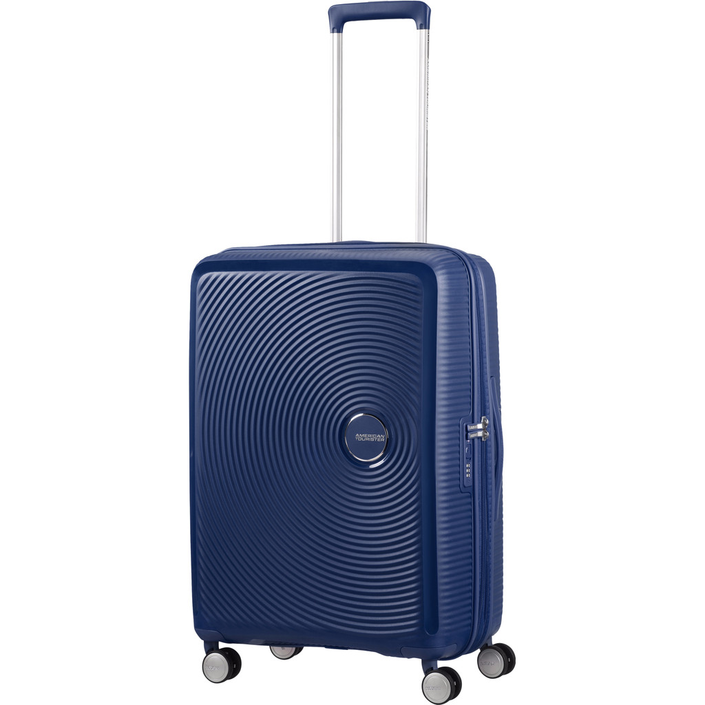 American Tourister Soundbox Erweiterbarer Spinner 67 cm Midnight Navy 88473_1552