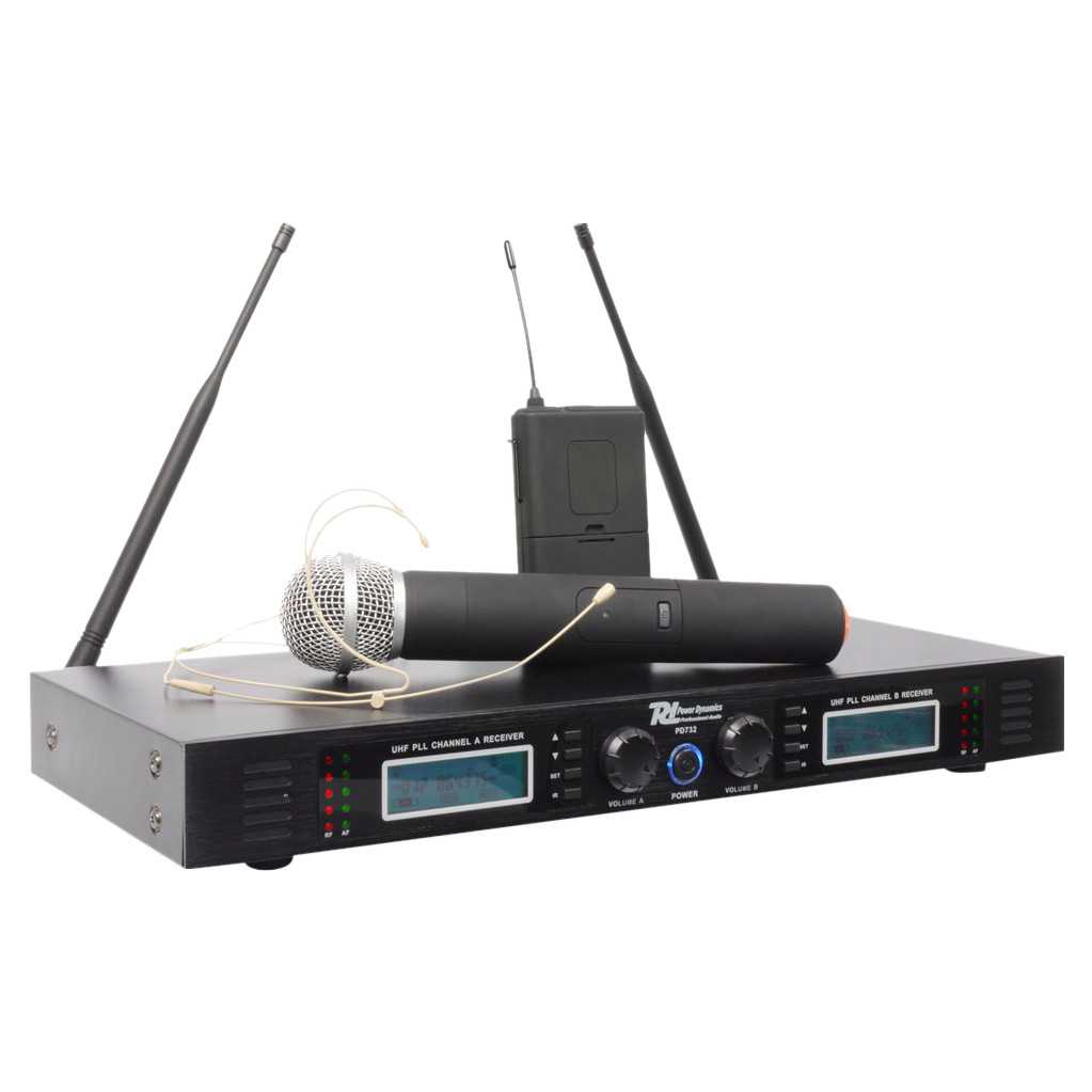 Power Dynamics PD732C (863 - 865 MHz) 179.126