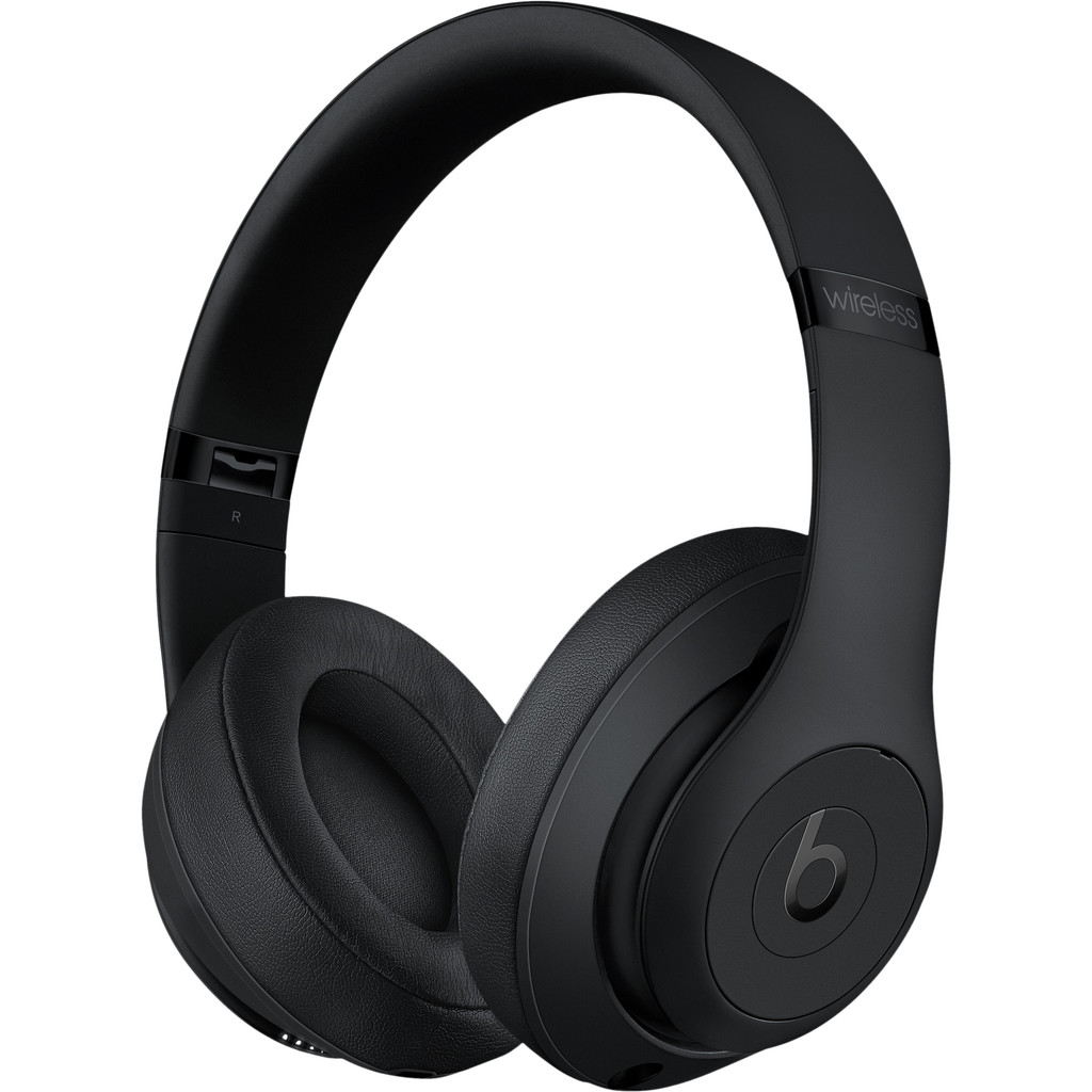 Beats Studio3 Wireless Mattschwarz MX3X2ZM/A
