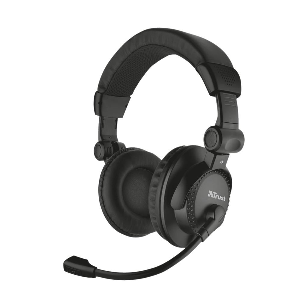 Trust Como Headset für PC und Laptop 21658