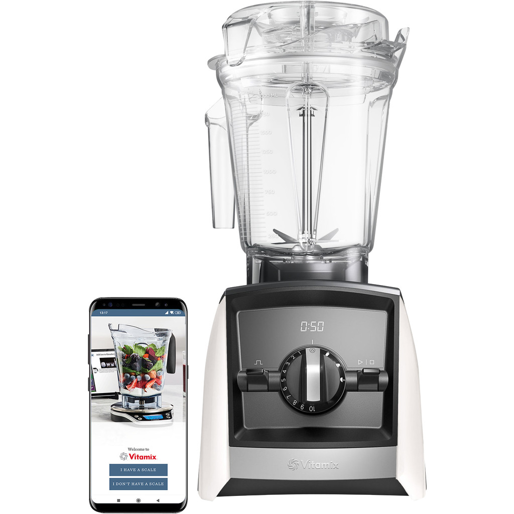 Vitamix Ascent A2500i Weiß 63189