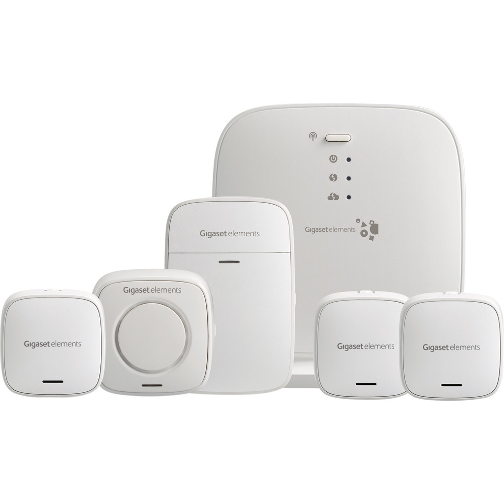 Gigaset Smart Home Alarmanlage M L36851H2529R101