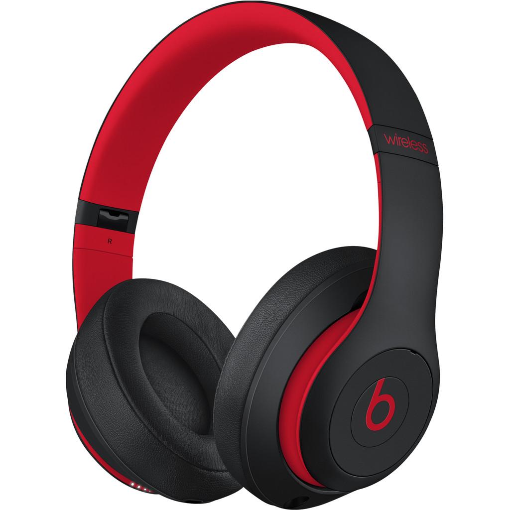 Beats Studio3 Wireless Schwarz/Rot MX422ZM/A