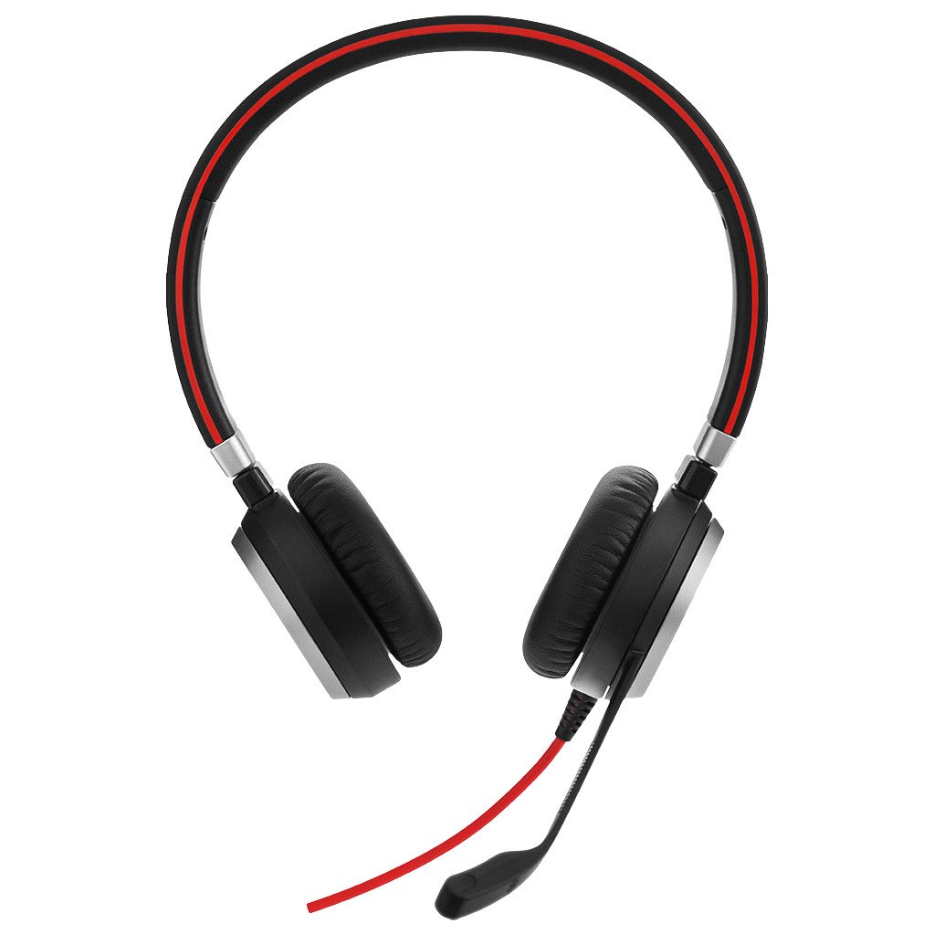 Jabra Evolve 40 MS Stereo kabelgebundenes Usb-A-Office-Headset 6399-823-109
