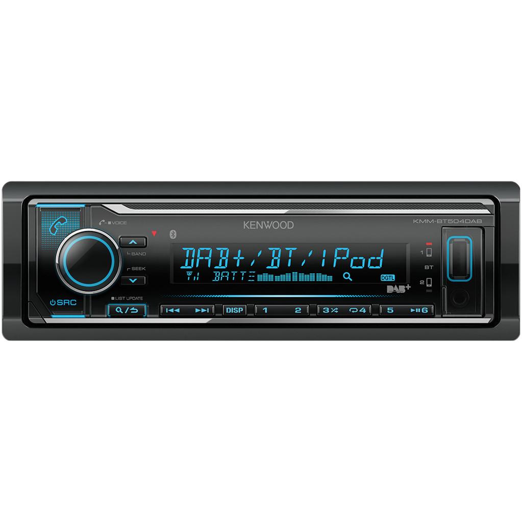 Kenwood Audio KENWOOD KMM-BT504DAB KMMBT504DAB