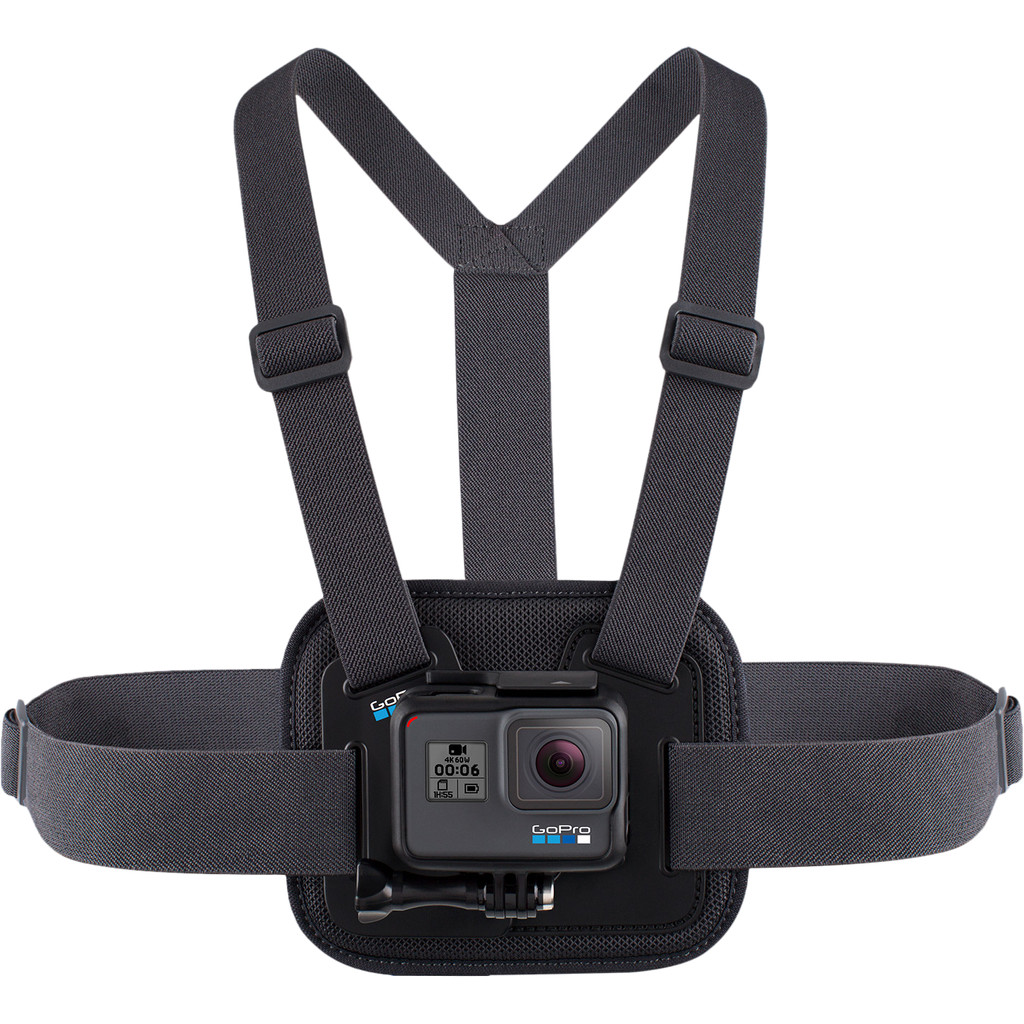 GoPro Chesty (Performance-Brusthalterung) AGCHM-001-EA-AST