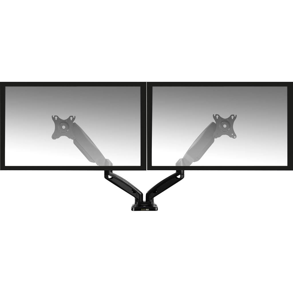 Ewent EW1516 Monitorarm für 2 Monitore