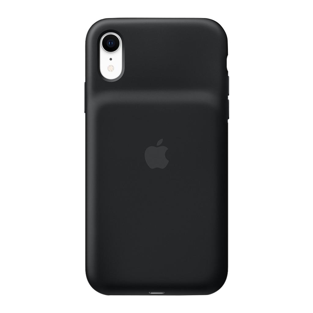 Apple iPhone Xr Smart Batteriefach Schwarz MU7M2ZM/A