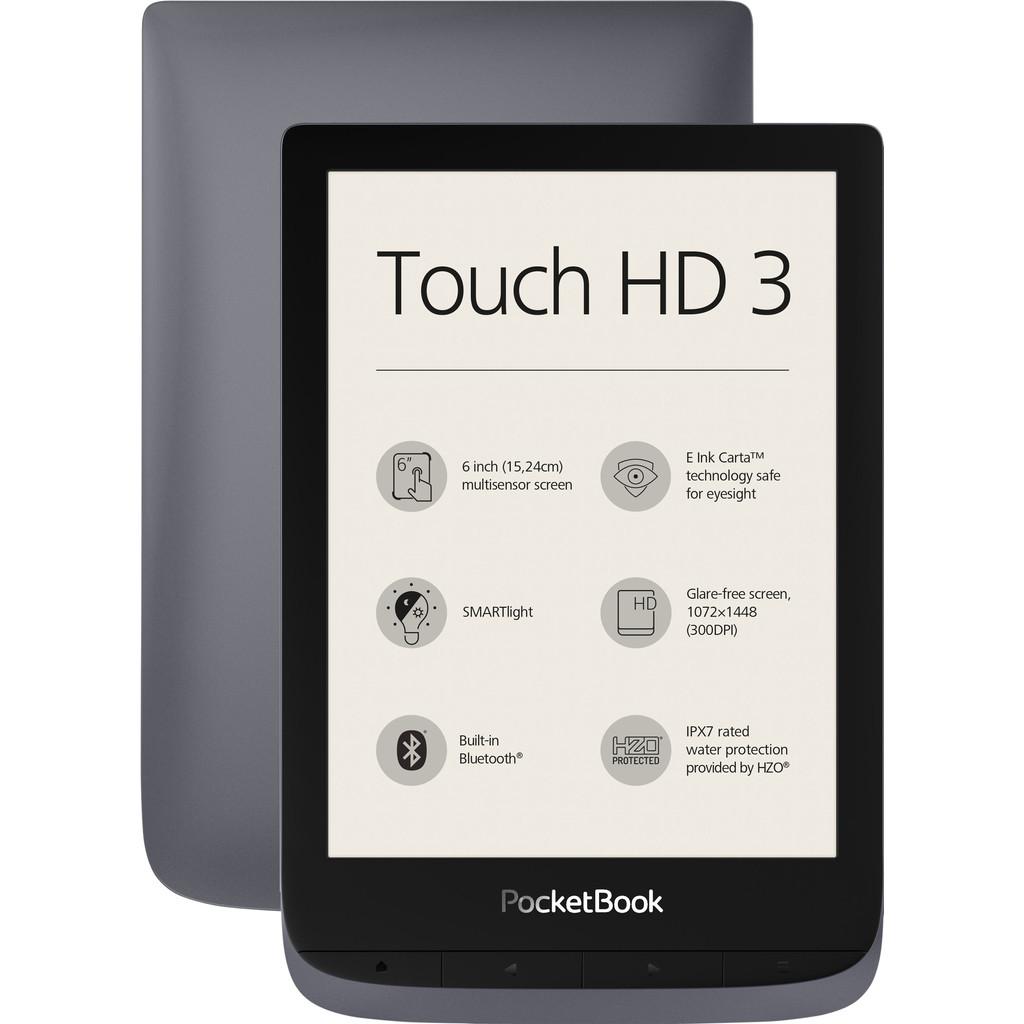 Pocketbook Touch HD 3 Grau PB632-J-WW