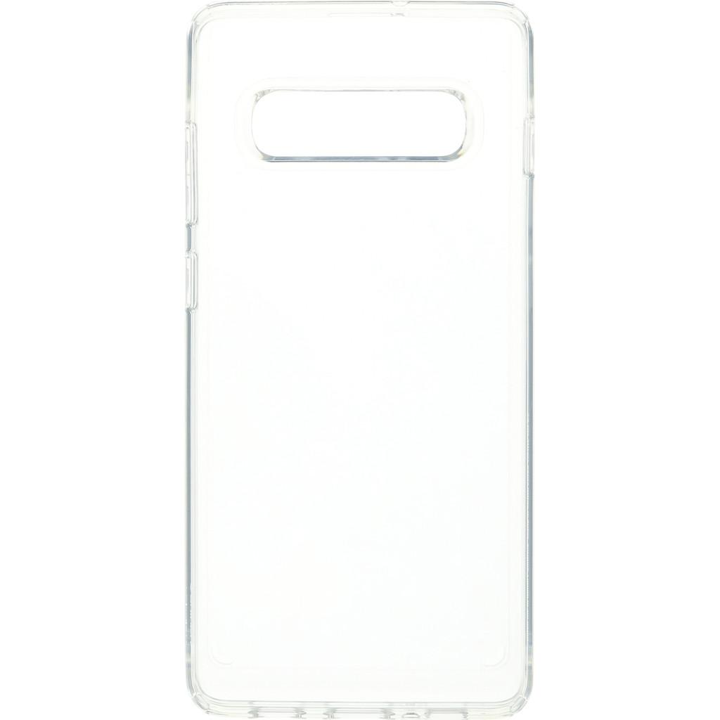 Spigen Ultra Hybrid Kristall Samsung Galaxy S10 Plus Rückseite transparent 35415