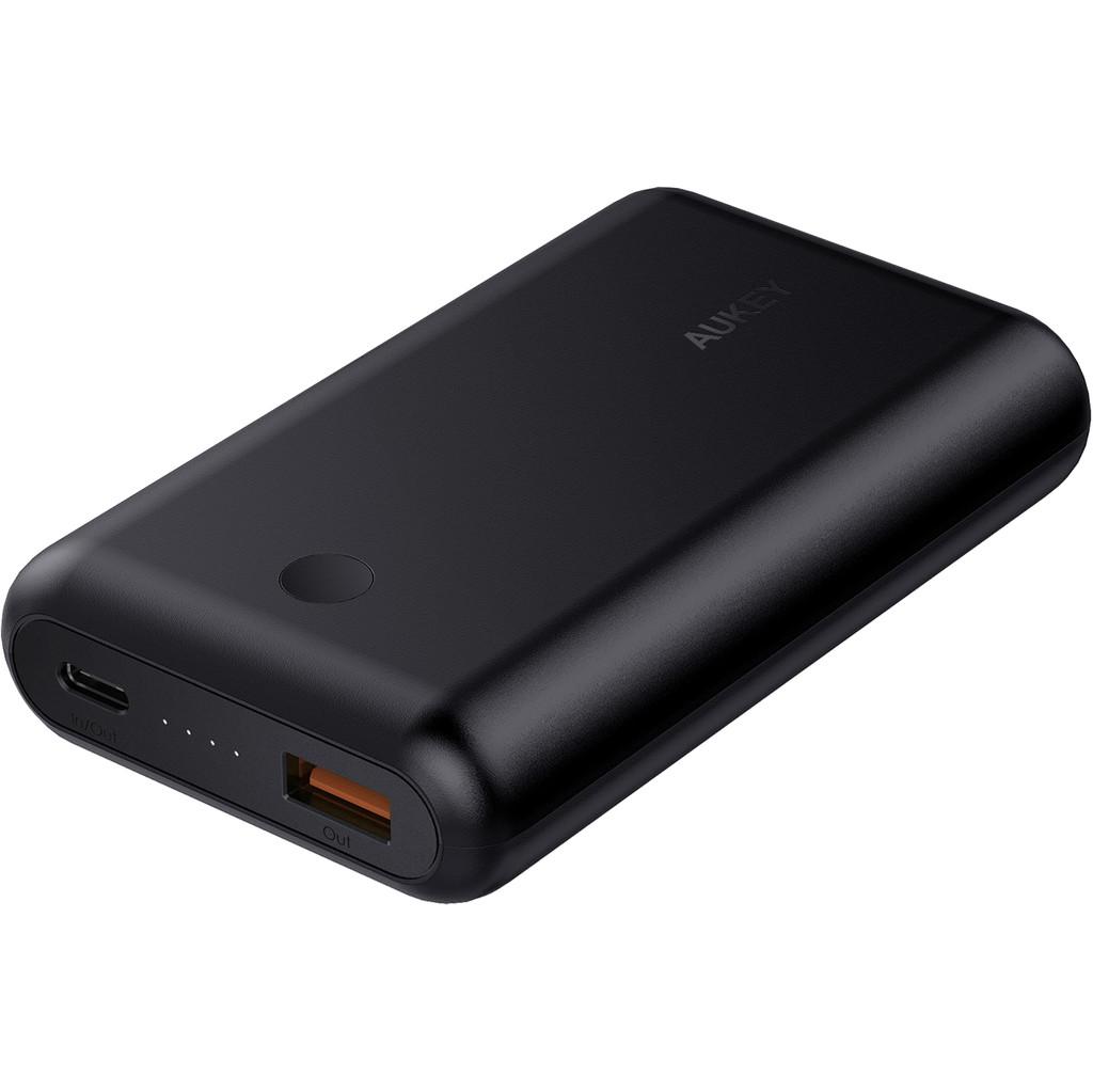 Aukey USB-C Power Delivery 3.0 Powerbank 10.050 mAh Schwarz PB-XD10