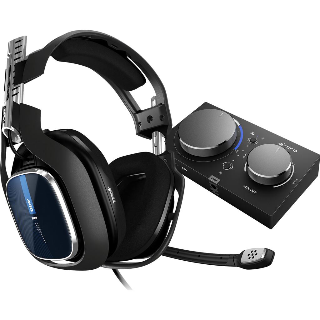 Astro A40 TR Schwarz + MixAmp Pro TR PS4 939-001661