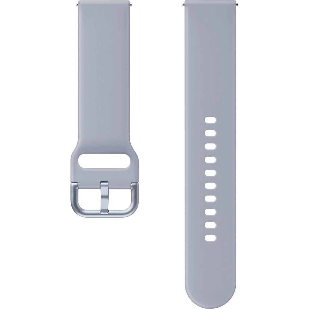 Samsung Galaxy Watch Active 2 Kunststoffarmband Silber ET-SFR82MSEGWW