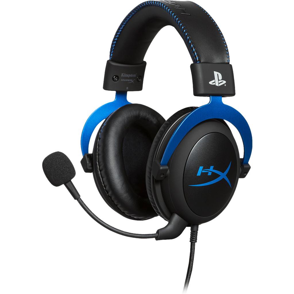 HyperX Cloud Gaming Headset PS4 Blau HX-HSCLS-BL/EM
