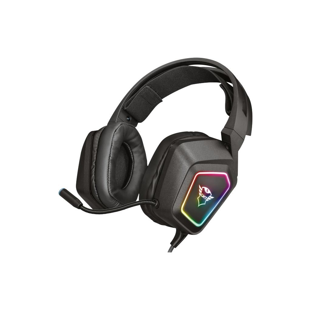 Gaming-Headset Trust GXT 450 Blizz RGB 7.1 Surround 23191