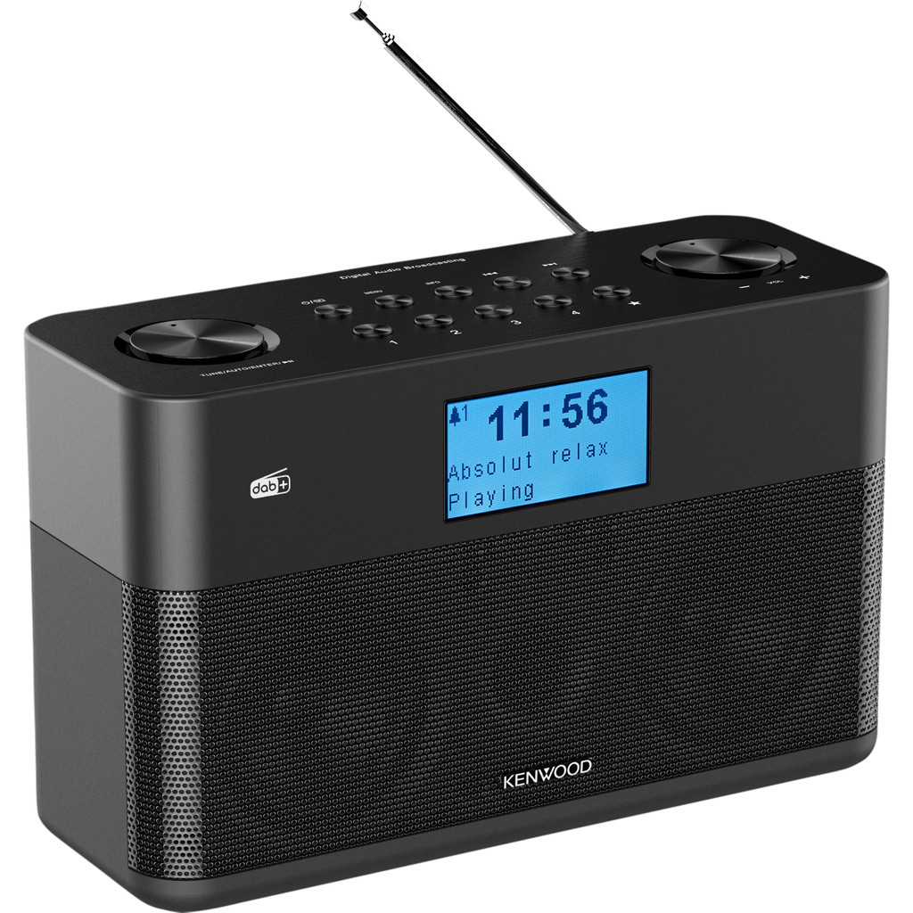 Kenwood Audio Kenwood CR-ST50DAB-B CRST50DABB