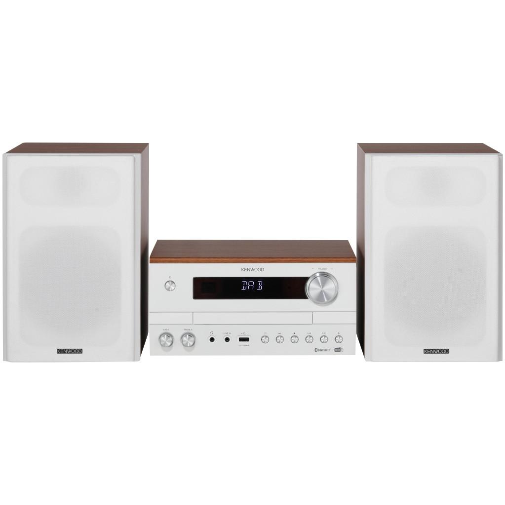 Kenwood Audio Kenwood M-820DAB Weiß M820DABW