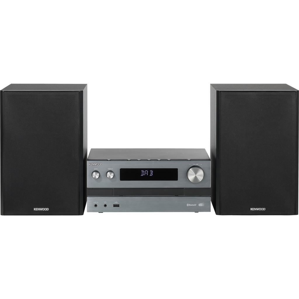 Kenwood Audio Kenwood M-M-918DAB-H Anthrazit