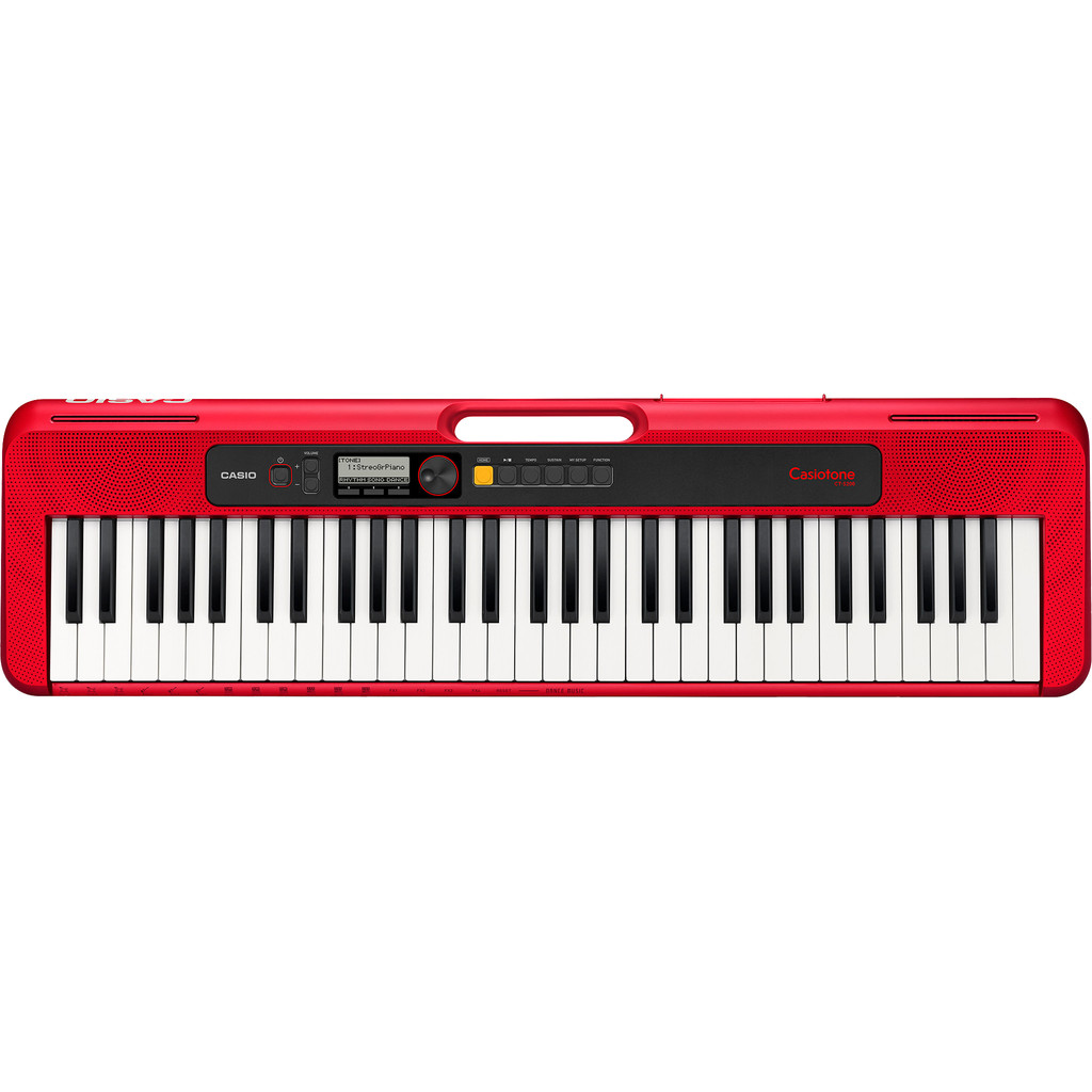 Casio Casiotone CT-S200 Rot CT-S200 RD