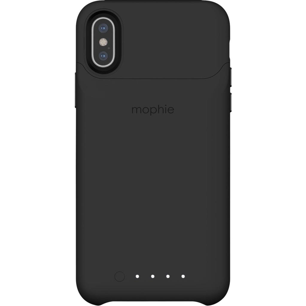 Mophie Juice Pack Zugang Apple iPhone Xs Rückseite Schwarz 401002831