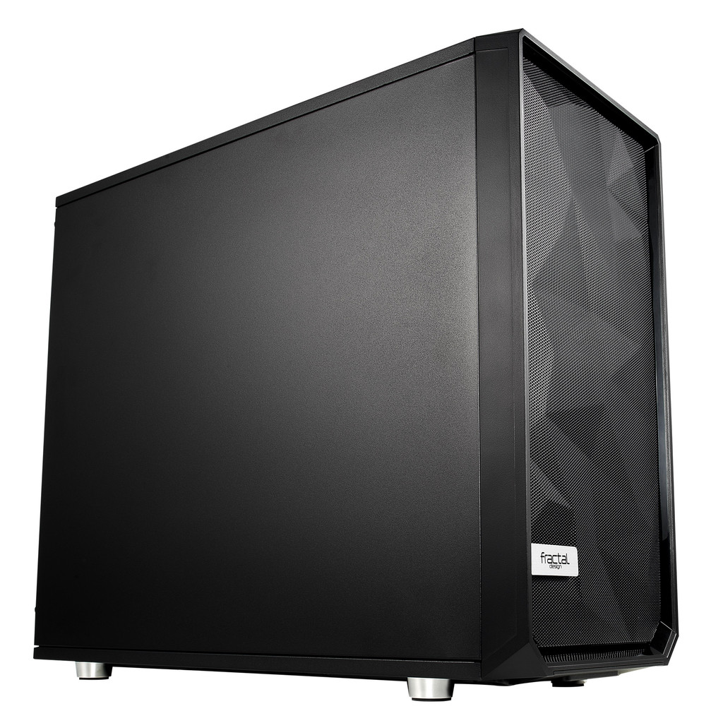 Fractal Design Meshify S2 Solid Side Panel FD-CA-MESH-S2-BKO