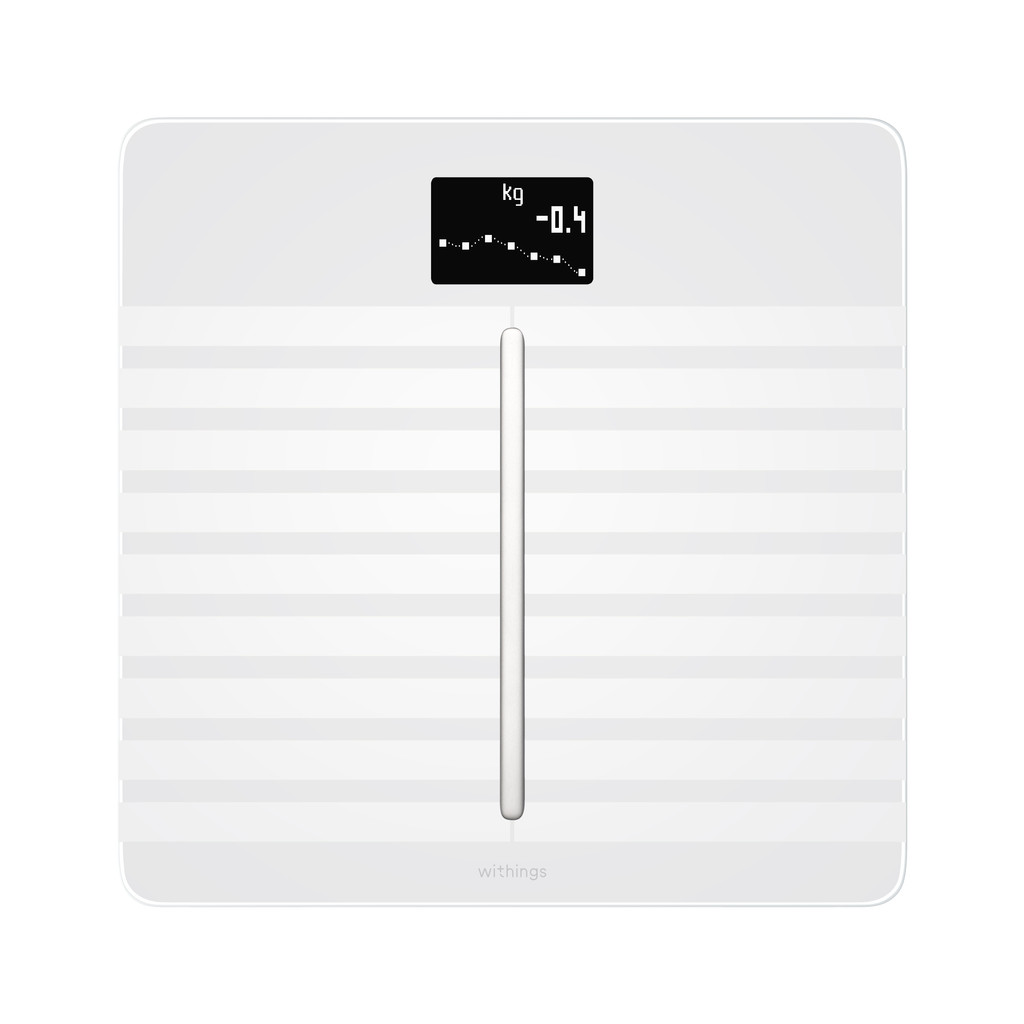 Withings Body Cardio Weiß WBS04B-WHITE-ALL-INT