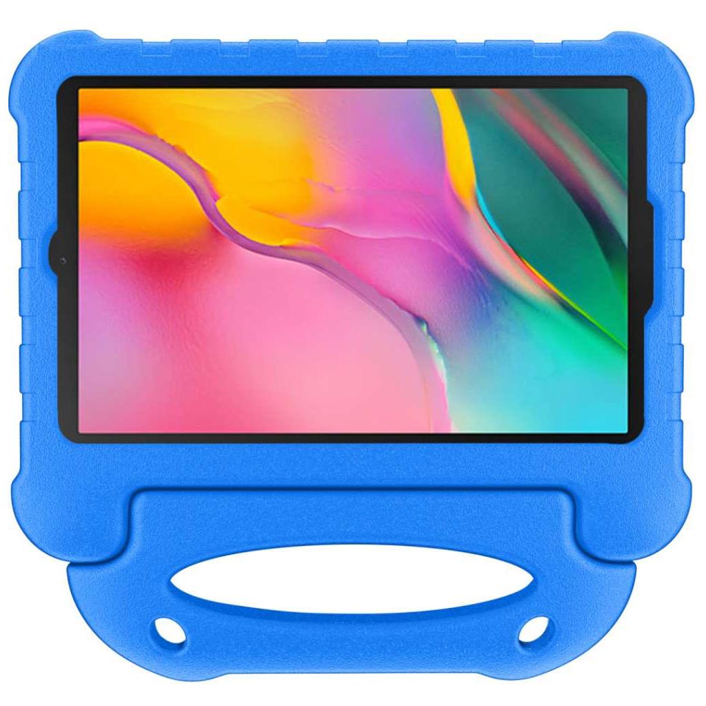 Just in Case Samsung Galaxy Tab A 10.1 (2019) kinderfreundliche Hülle Ultra Blau 7439000