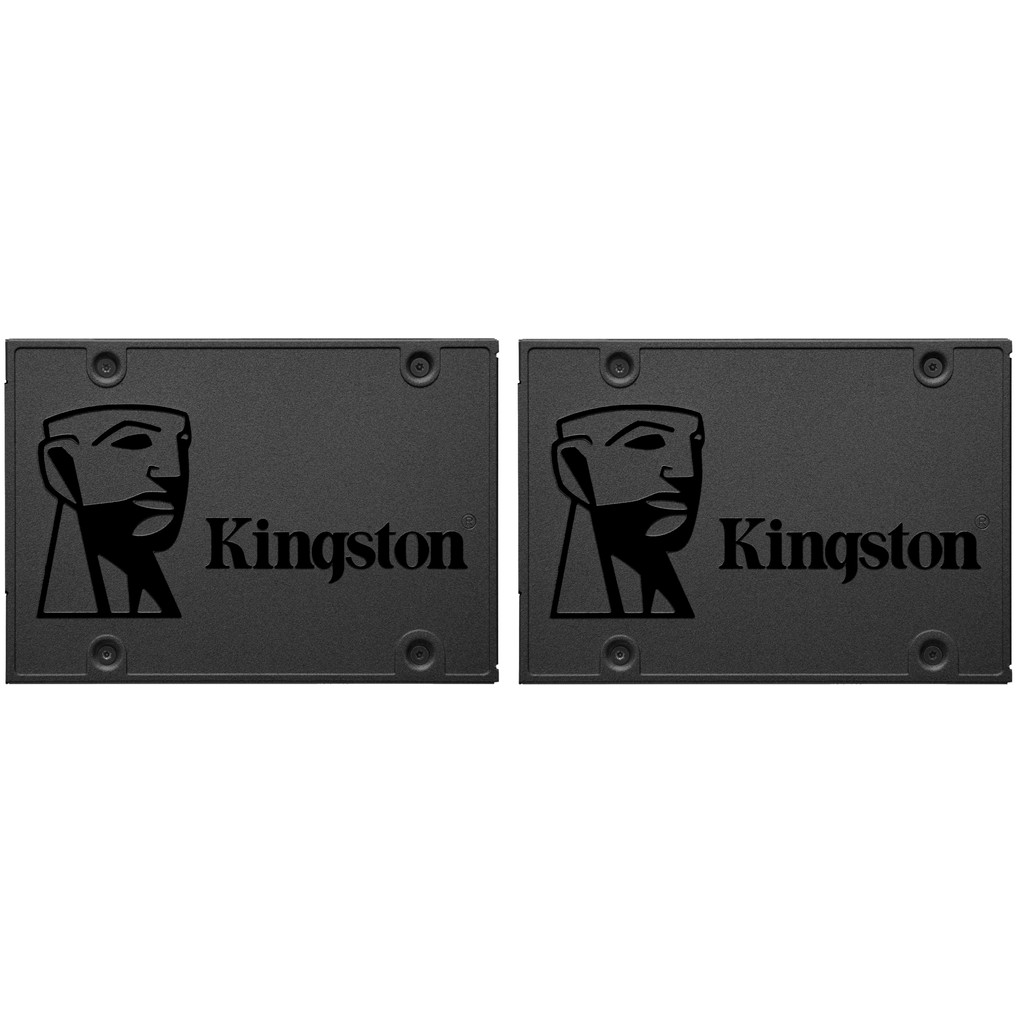 Kingston A400 SSD, Duo-Pack 240 GB