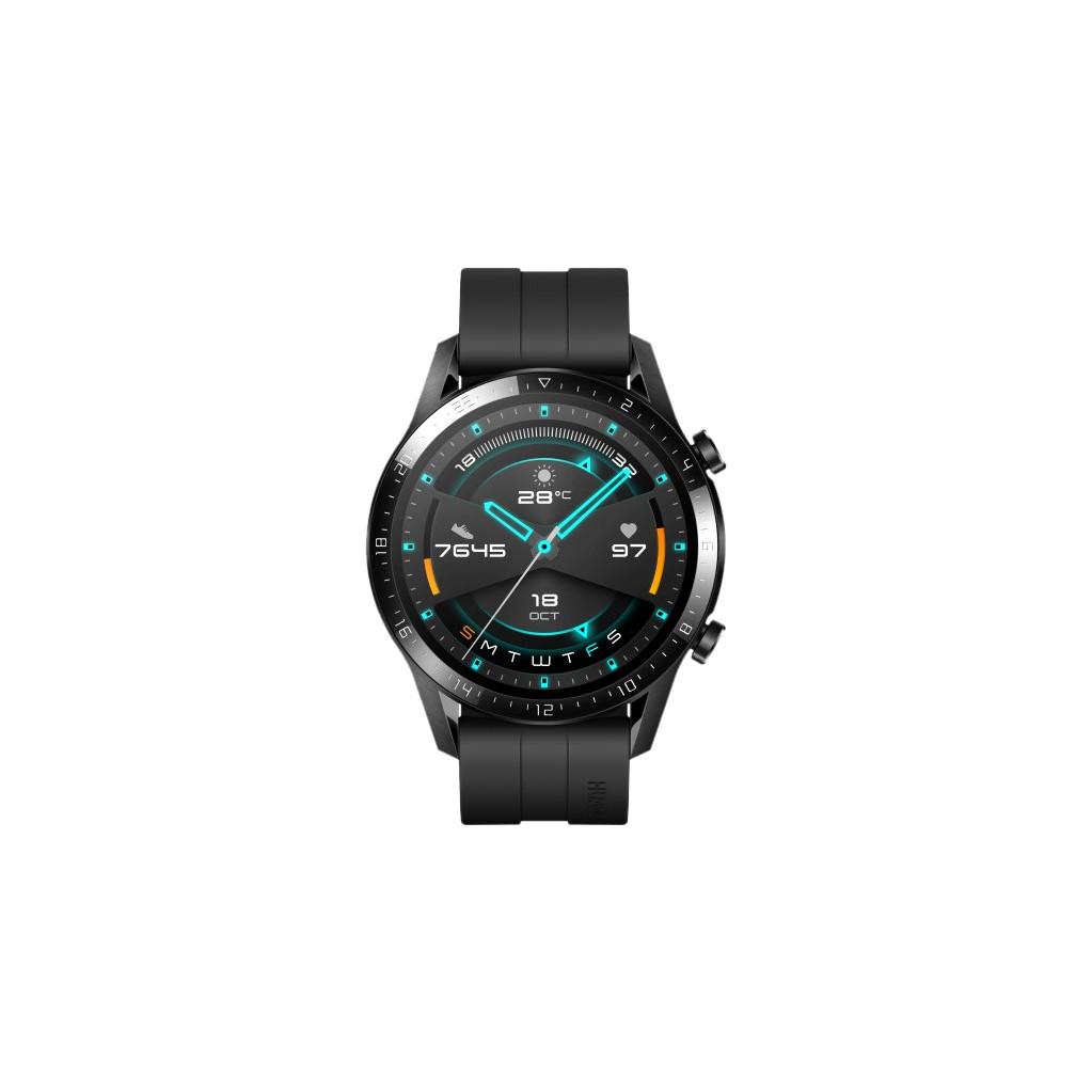 Huawei Watch GT 2 Schwarz 46 mm HUNL-WATCH2-GT-BLK