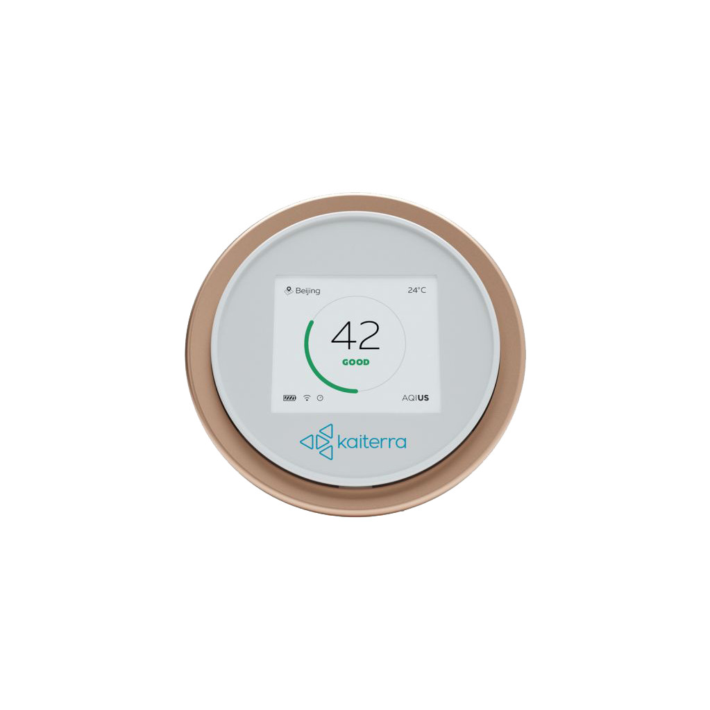 LifeAir Laser Egg Feinstaub PM 2.5- und VOC-Messgerät LASEREGGVOC