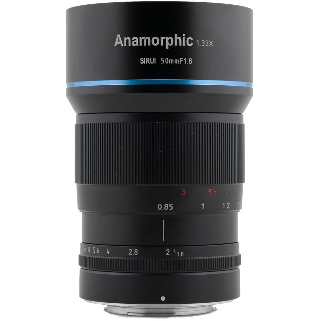 Sirui 50 mm f/1.8 Anamorphic Sony E-Mount SI-MEK7E
