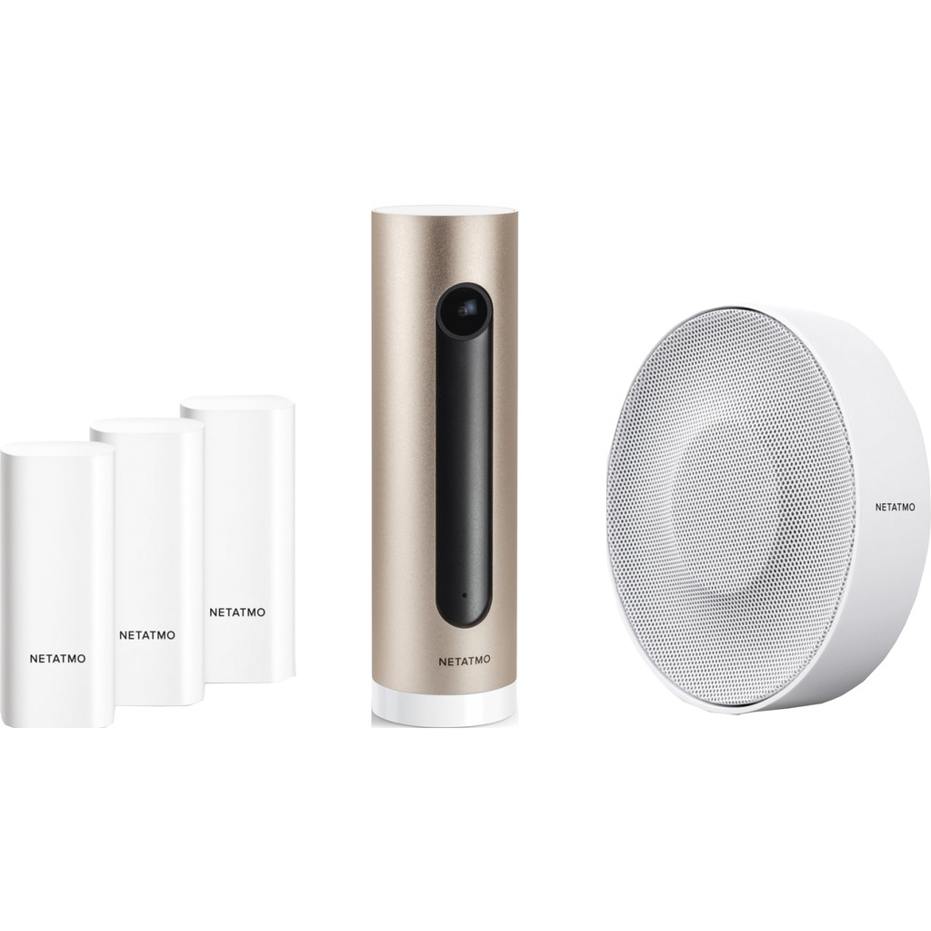 Netatmo Security Pack NA-74-019