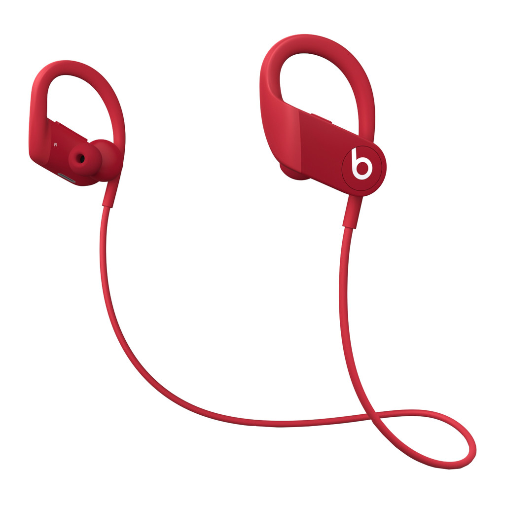 Beats Powerbeats Rot MWNX2ZM/A