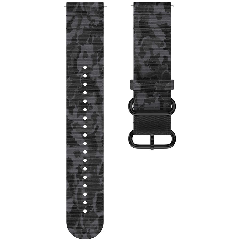 Polar Textilarmband Grit X Tundra Schwarz M/L 91082600